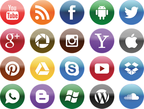 Taktical Growth Hacks - sharing icons